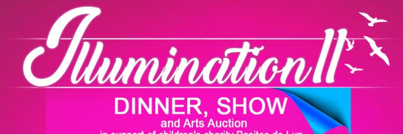 Illumination II – Dinner, Show & Arts Auction at Casa Karma