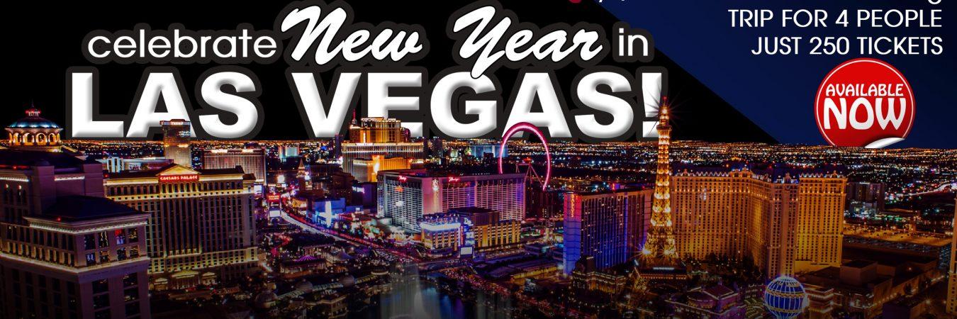 Las Vegas Raffle 2019 Pasitos de Luz
