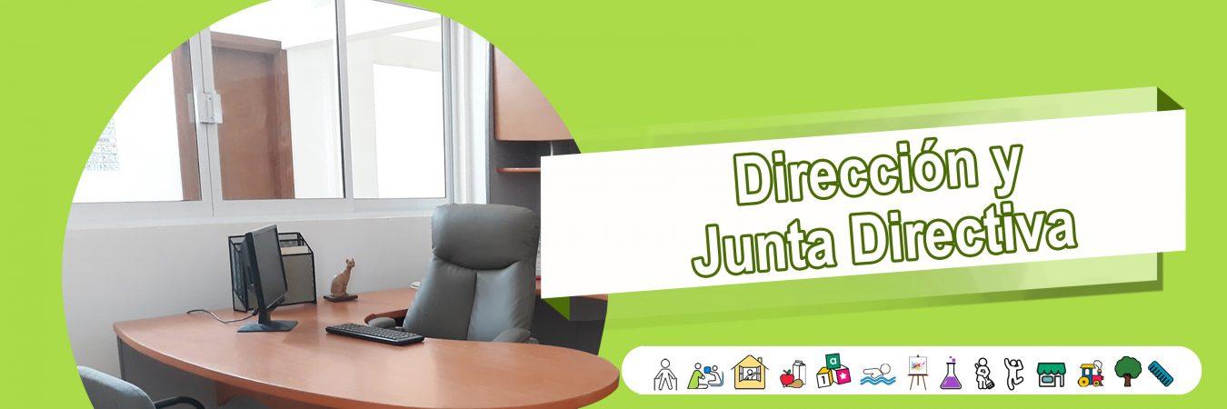 Dirección y Junta Directiva Pasitos de Luz